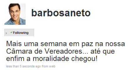 ... hey hey hey... Paulo Arildo é nosso rei!!!