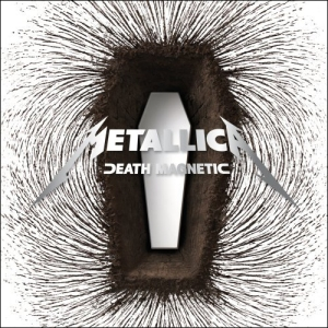 Capa do álbum Death Magnetic (2008) do Metallica