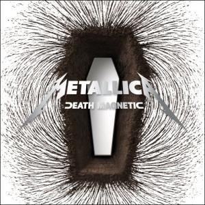 Capa do álbum Death Magnetic (2008) do Metallica