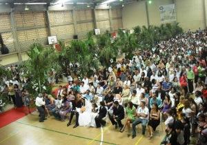 Casamento Coletivo - Paraná em Ação (FerCavassana)