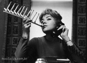 Vou fumar o máximo que puder na balada até a lei entrar em vigor.
